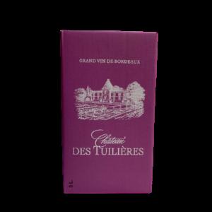 Bib Château des tuillieres Bordeaux Rouge 5L