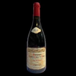 Hautes Côtes de Nuits Clavelier 2019