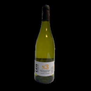 Uby N°3 Côtes de Gascogne 2019